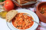 Savory Greek Beans (Fasolia Gigantes)