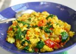 Goudreau Vegetable-Tofu Scramble