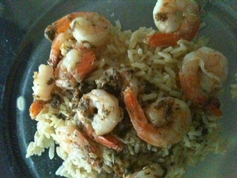 Shrimp Scampi