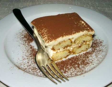 Bailey's Irish Cream Tiramisu
