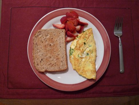 Southwestern Omlet