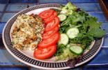 Baked Macadamia Crusted Fish