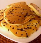 Chocolate Chip Pancake