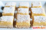 Light Lemon Bars