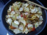 Sauteed Mixed Veggies