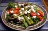 BBQ�d Asparagus Salad