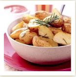 MAKEOVER: Roasted Fingerling Potatoes (by JAMROCK)