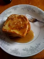 Pancake Batter French Toast