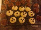 Mini Choco PB Cupcakes