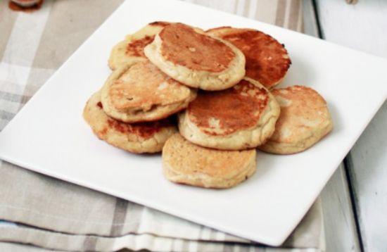 BunnyBomb's Lowcarb Pancakes