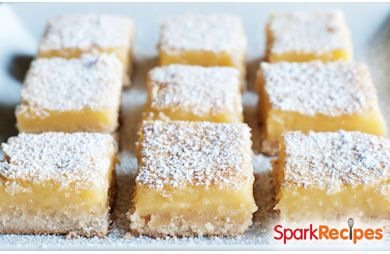 Lively Lemon Bars