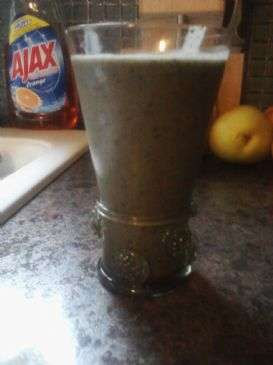 Sparkbook Green Smoothie