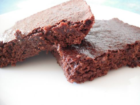 Low-Cal Vegan Brownies